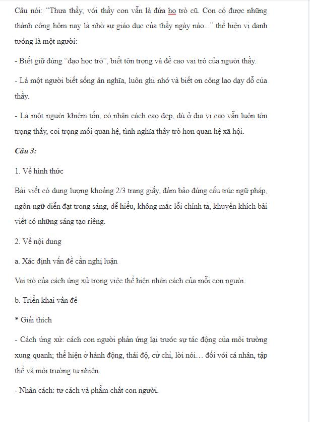 Gợi ý đáp án đề thi vào 10 của ba môn Toán, Ngữ Văn và Ngoại Ngữ tại thủ đô Hà Nội - Ảnh 7.
