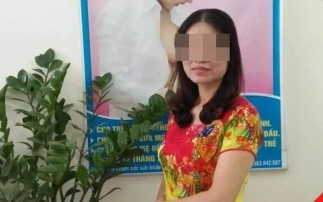 Thái Bình: Khởi tố nữ bác sĩ đầu độc cháu nội  - Ảnh 1.