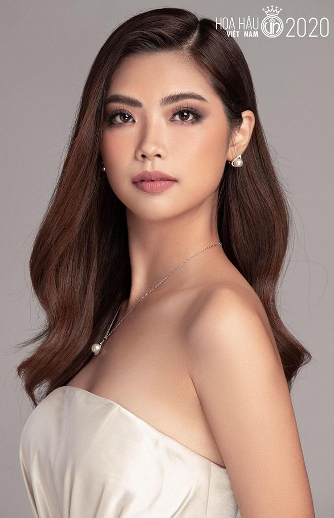 Hoa hậu Việt Nam xuất hiện loạt thí sinh gợi cảm, nhan sắc gây chú ý - Ảnh 6.