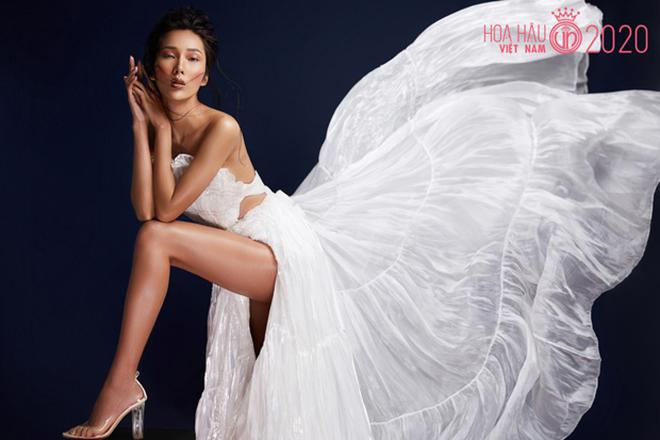 Hoa hậu Việt Nam xuất hiện loạt thí sinh gợi cảm, nhan sắc gây chú ý - Ảnh 2.