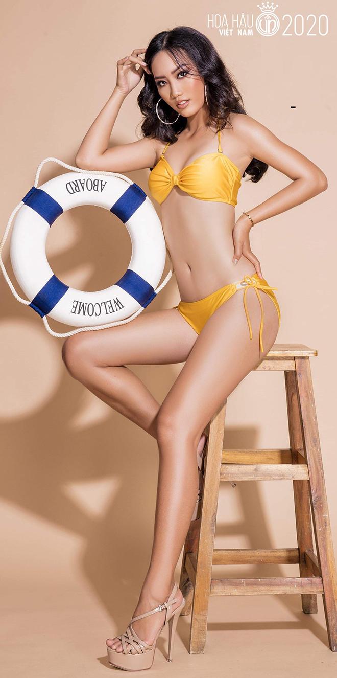 Hoa hậu Việt Nam xuất hiện loạt thí sinh gợi cảm, nhan sắc gây chú ý - Ảnh 5.