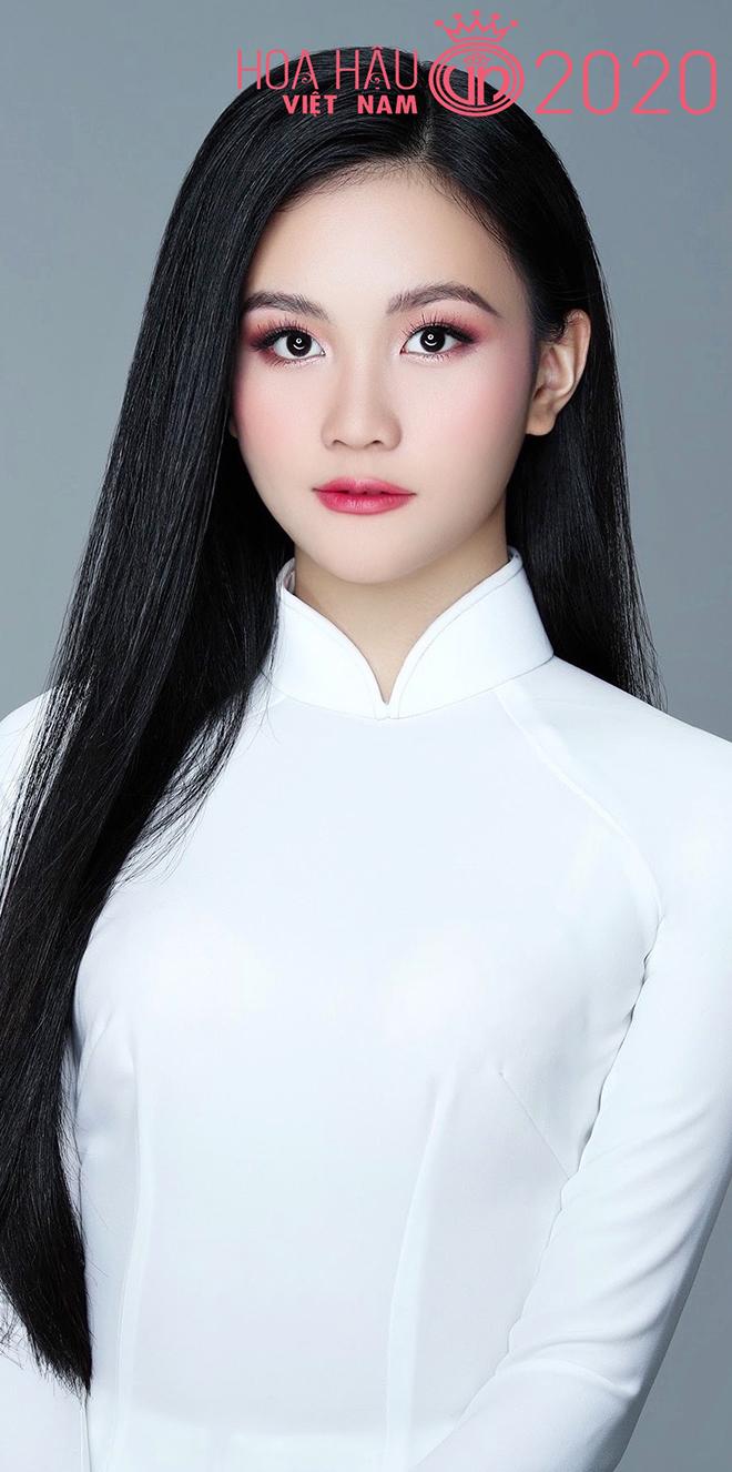 Hoa hậu Việt Nam xuất hiện loạt thí sinh gợi cảm, nhan sắc gây chú ý - Ảnh 10.