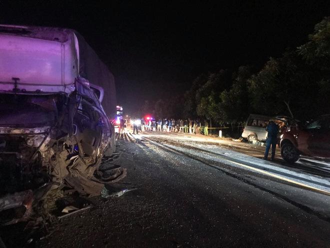 Danh tính 15 người thương vong trong vụ tai nạn kinh hoàng ở Bình Thuận, trong đó có nhiều trẻ em - Ảnh 1.