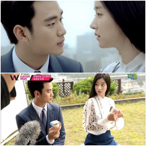 8 sự thật có thể bạn chưa biết ở Điên Thì Có Sao: Kim Soo Hyun rung động thật trước thính của Seo Ye Ji đó! - Ảnh 10.