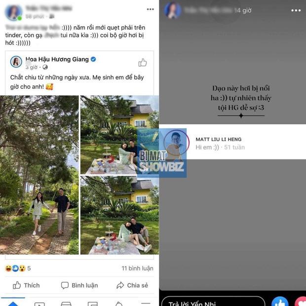 Hương Giang - Matt Liu: Mới hẹn hò 2 tháng nhưng dồn dập drama, may sao vẫn ngọt ngào! - Ảnh 8.