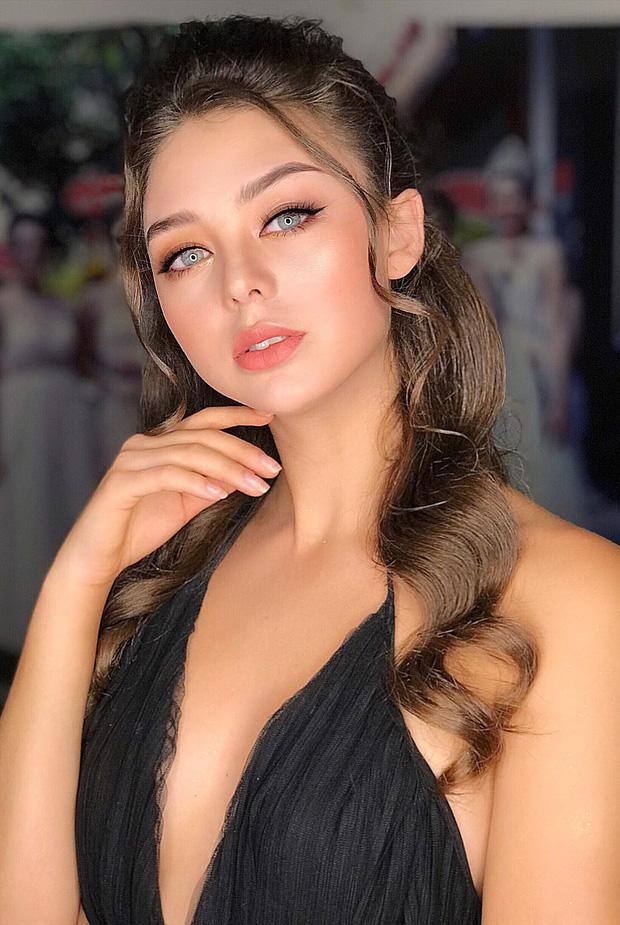 Gái đẹp đầu tiên công khai hẹn hò với Bùi Tiến Dũng: Là mẫu ảnh quốc tế sinh năm 2000, nhan sắc chuẩn điểm 10 - Ảnh 4.