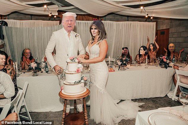 Cô dâu lên mạng nhờ hội photoshop chỉnh sửa hộ ảnh cưới, ai ngờ gặp phải những kẻ đã siêu lầy lại còn nhiệt tình - Ảnh 2.