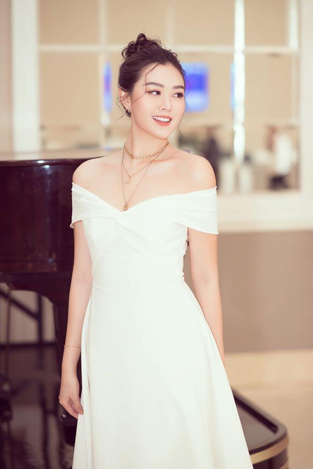 Lương Thuỳ Linh cùng 2 Á hậu kỷ niệm 1 năm đăng quang Miss World Việt Nam: Top 3 nay đã thay đổi ra sao? - Ảnh 15.