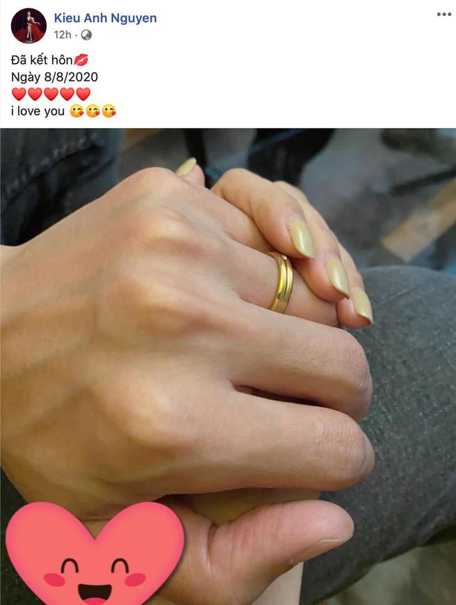 Chị Nhung Kiều Anh Phía Trước Là Bầu Trời bất ngờ thông báo kết hôn sau nhiều năm làm mẹ đơn thân - Ảnh 2.
