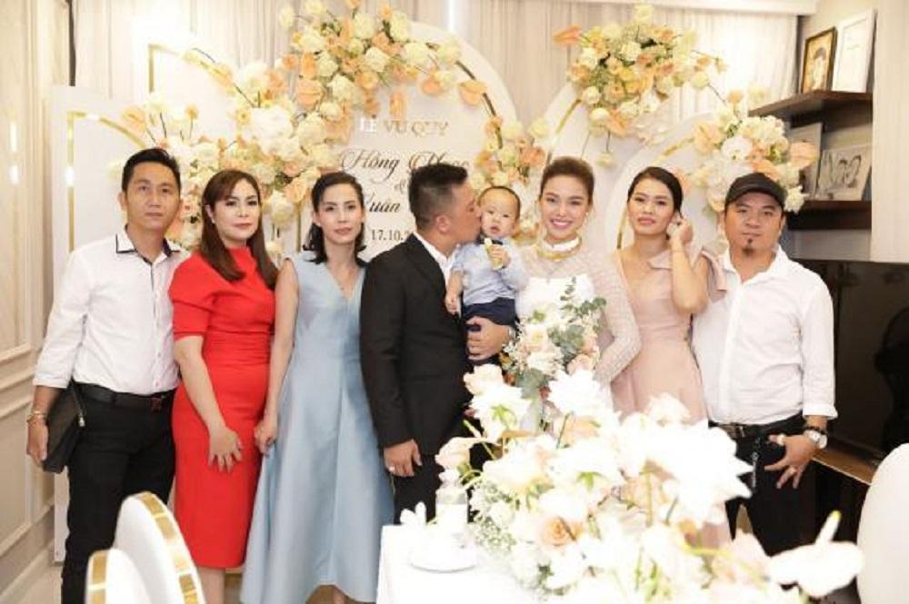 Giải trí - Những đám cưới của sao Việt sẽ diễn ra trong tháng 11 này (Hình 7).
