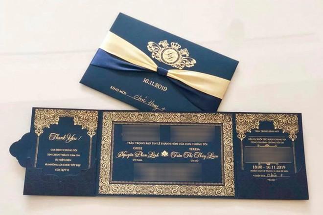 Giải trí - Những đám cưới của sao Việt sẽ diễn ra trong tháng 11 này (Hình 5).