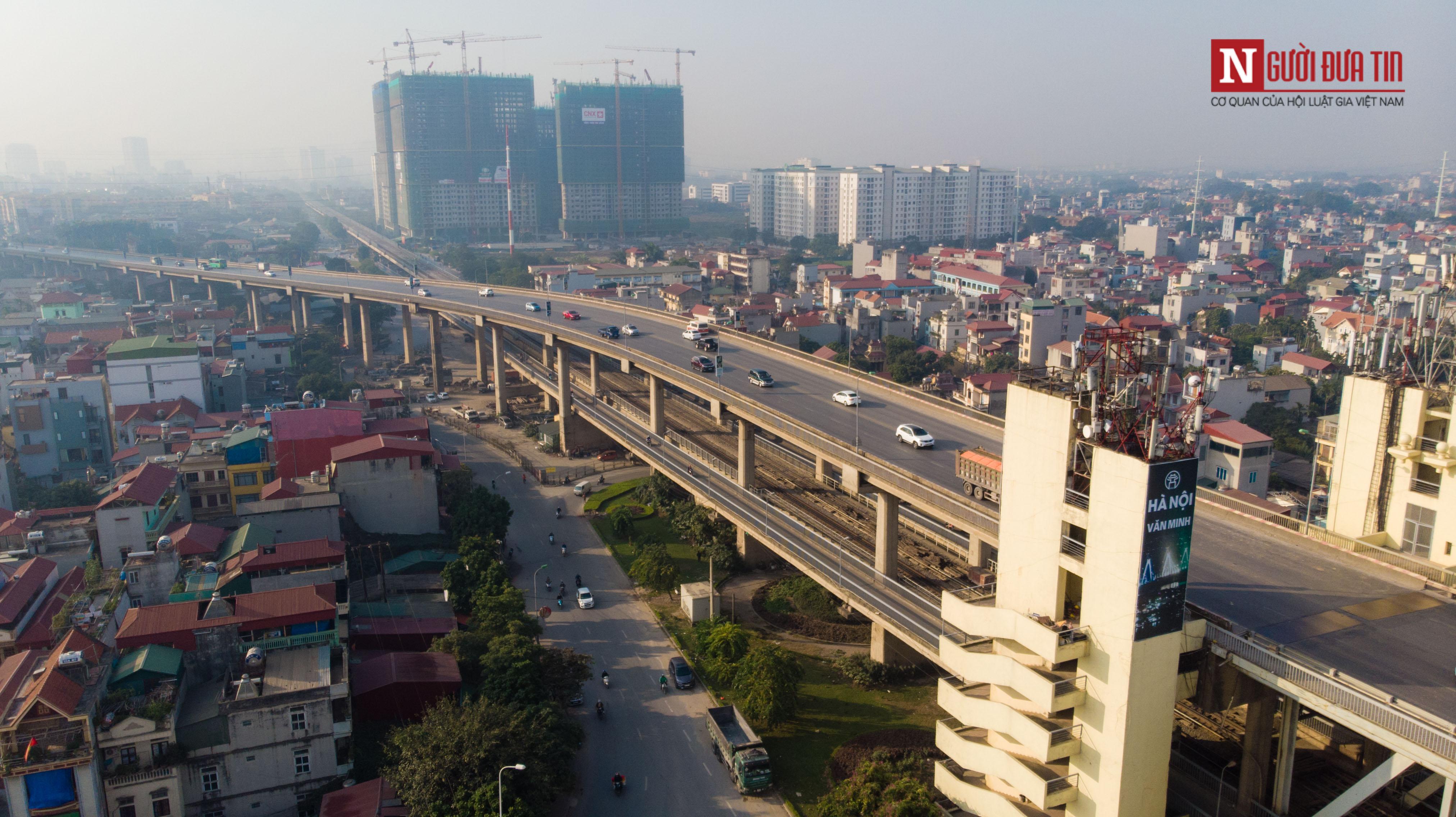 Tin nhanh - Chiêm ngưỡng 6 cây cầu bắc qua sông Hồng nối trung tâm Hà Nội (Hình 15).