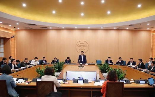 Các ổ dịch ở Hà Nội sẽ nâng mức cách ly lên 28 ngày - 1
