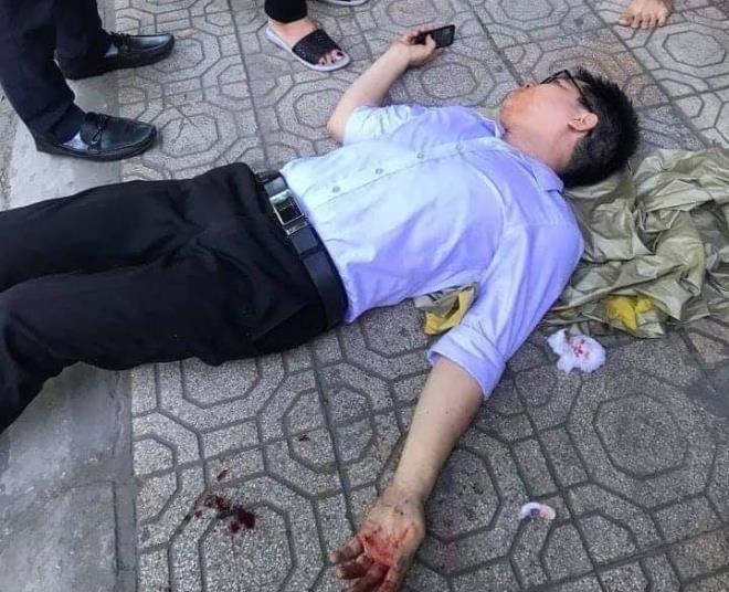 Cán bộ tư pháp ở Thái Bình bị đánh phải nhập viện: Khởi tố 5 bị can - 1