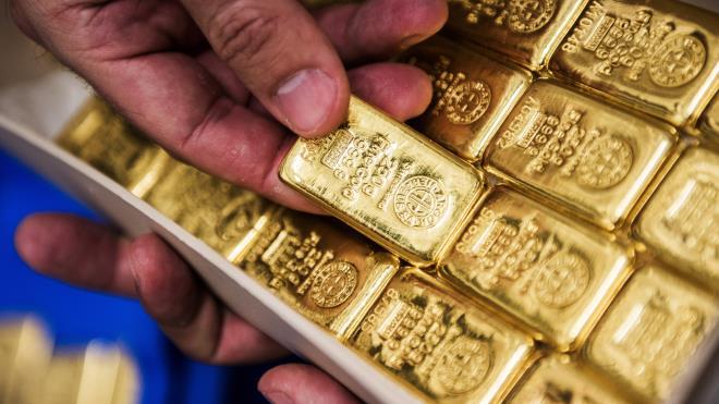 Tăng gần 1 triệu đồng/lượng, giá vàng SJC sắp chạm mốc 59 triệu đồng - 1