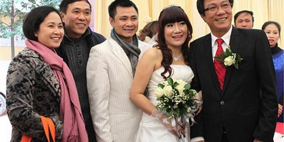 NSND Trọng Trinh, vợ NSND Trọng Trinh, sao Việt