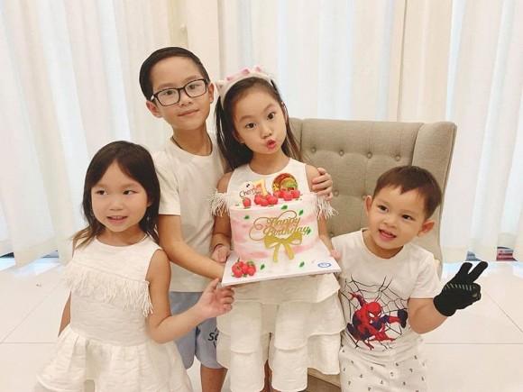 Lý Hải, sinh nhật con gái Lý Hải, sao việt