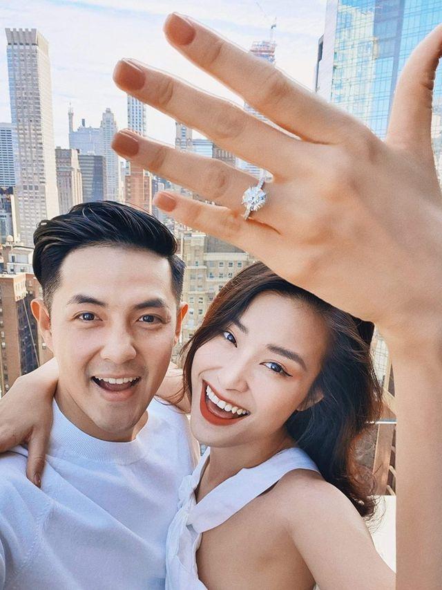 Đông Nhi tiết lộ về đám cưới với bạn trai thiếu gia Ông Cao Thắng - 3