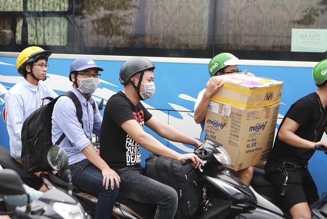 Giao thông Hà Nội thông thoáng trong ngày đầu nghỉ lễ - 11