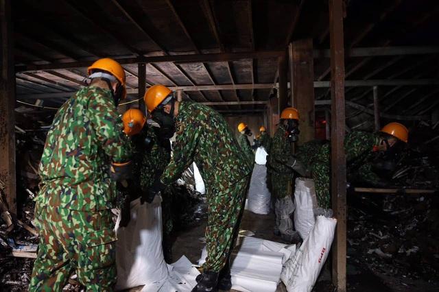 Hình ảnh bên trong Công ty Rạng Đông sau khi dọn sạch hàng nghìn tấn phế liệu - 3