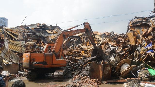 Hình ảnh bên trong Công ty Rạng Đông sau khi dọn sạch hàng nghìn tấn phế liệu - 2