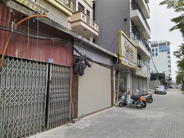 Hà Nội: Diện mạo nhếch nhác tại tuyến đường 3.100 tỷ vừa thông xe - 8