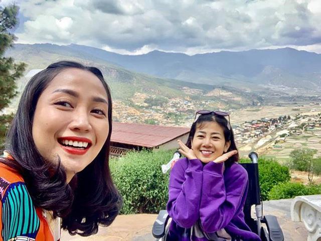Ốc Thanh Vân cắt tóc giống Mai Phương để tưởng nhớ người em bạc mệnh - 4