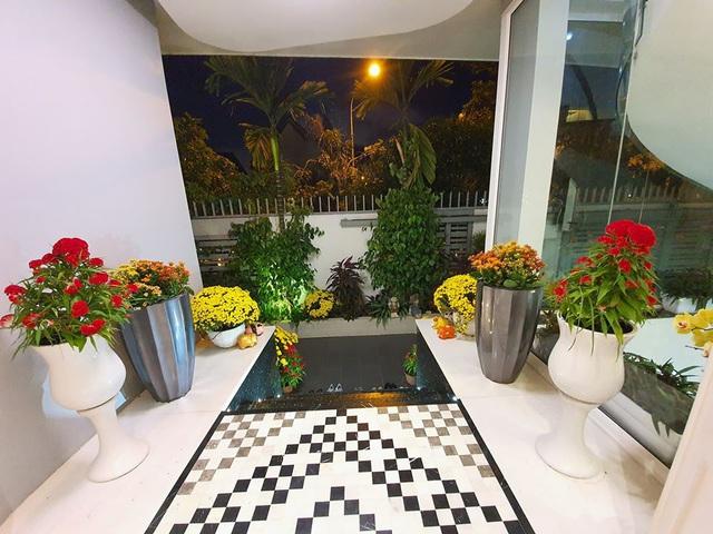 Biệt thự hoành tráng như khu nghỉ dưỡng cao cấp của gia đình Vũ Thu Phương - 25