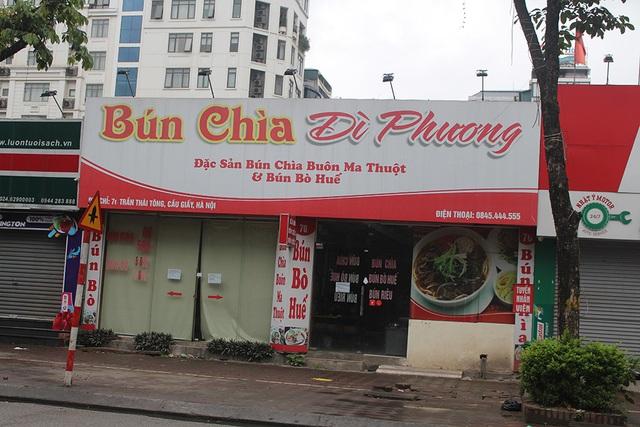 Lác đác quán hàng mở cửa trong ngày đầu Hà Nội dừng cách ly xã hội - 10