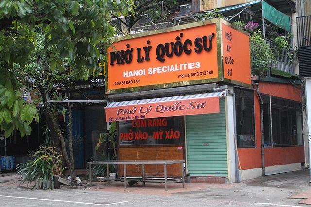 Lác đác quán hàng mở cửa trong ngày đầu Hà Nội dừng cách ly xã hội - 6