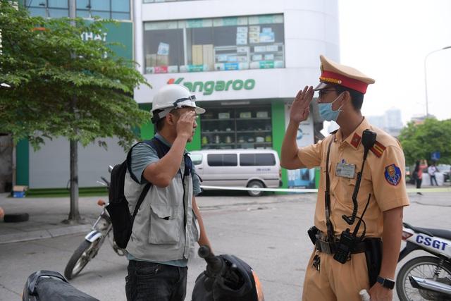 Hà Nội ra quân tổng kiểm tra phương tiện từ 6h sáng - 6