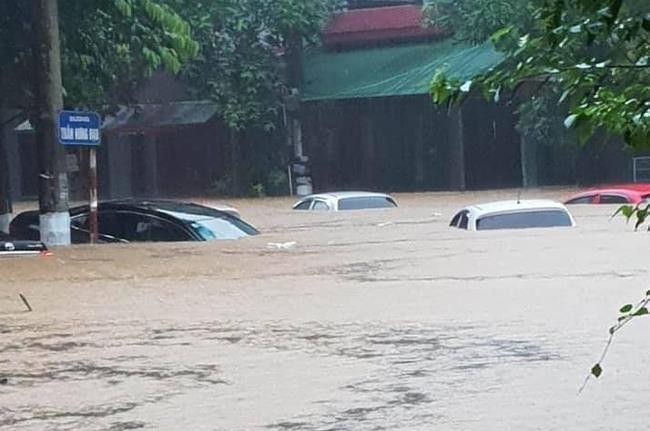 Hà Giang: Mưa lớn gây sạt lở đất khiến 2 mẹ con tử vong thương tâm - Ảnh 1.