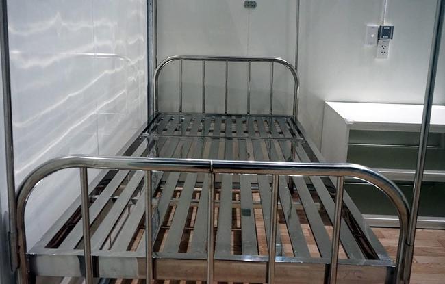 Cận cảnh bệnh viện dã chiến 700 giường tại Đà Nẵng hoàn thiện sau 72h  - Ảnh 9.