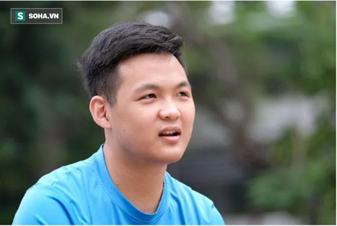 Chàng trai 19 tuổi có trí nhớ đỉnh cao trong Siêu trí tuệ Việt Nam: Ngoài đời mình khá đãng trí - Ảnh 5.