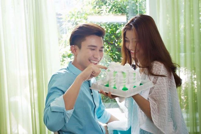 Tình tin đồn của ST Sơn Thạch tham gia Hoa hậu Việt Nam: Quán quân Ngôi Sao Thời Trang, còn làm nữ chính MV của 365 - Ảnh 9.