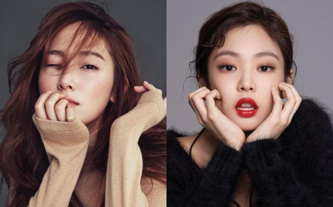 Ngỡ ngàng Jessica hẹn hò với Jennie (BLACKPINK), mối quan hệ dây mơ rễ má với Kai và Krystal thì sao đây? - Ảnh 9.