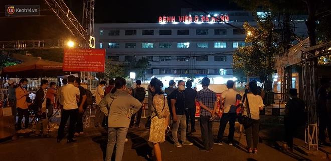 0h ngày 8/8: Bệnh viện C Đà Nẵng chính thức kết thúc phong tỏa - Ảnh 4.