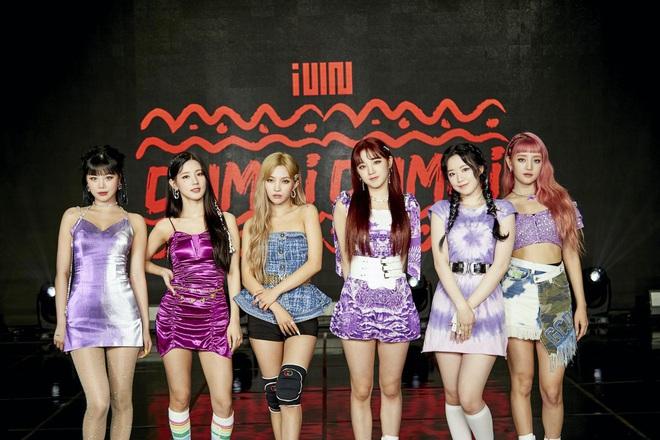 30 girlgroup Kpop hot nhất hiện nay: TWICE đáng lo ngại, BLACKPINK ra sao trước sự bứt phá của Red Velvet, (G)I-DLE? - Ảnh 4.