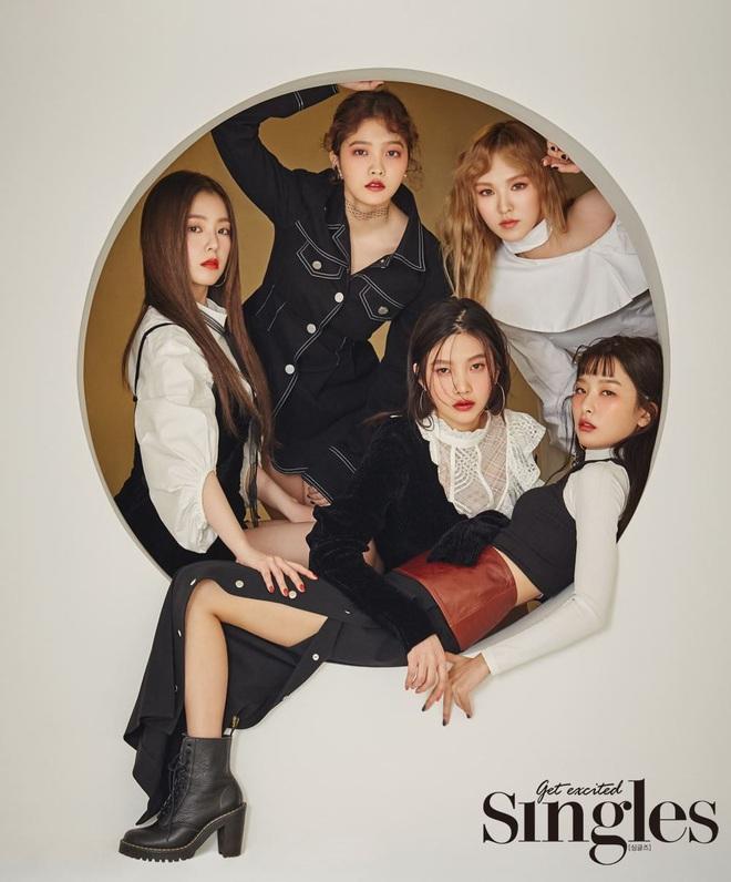 30 girlgroup Kpop hot nhất hiện nay: TWICE đáng lo ngại, BLACKPINK ra sao trước sự bứt phá của Red Velvet, (G)I-DLE? - Ảnh 3.