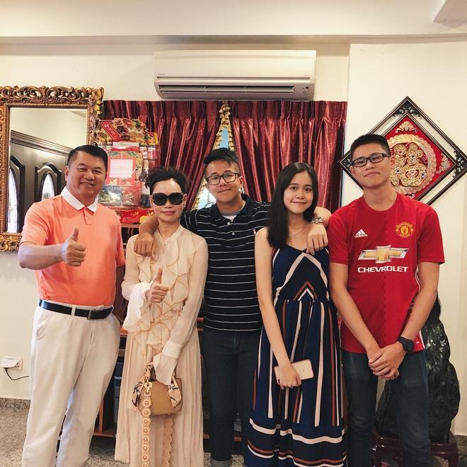 Mẹ của Matt Liu có bộ sưu tập túi hiệu chuẩn đại gia, xem chừng hợp cạ với con dâu tương lai Hương Giang quá đi thôi - Ảnh 3.