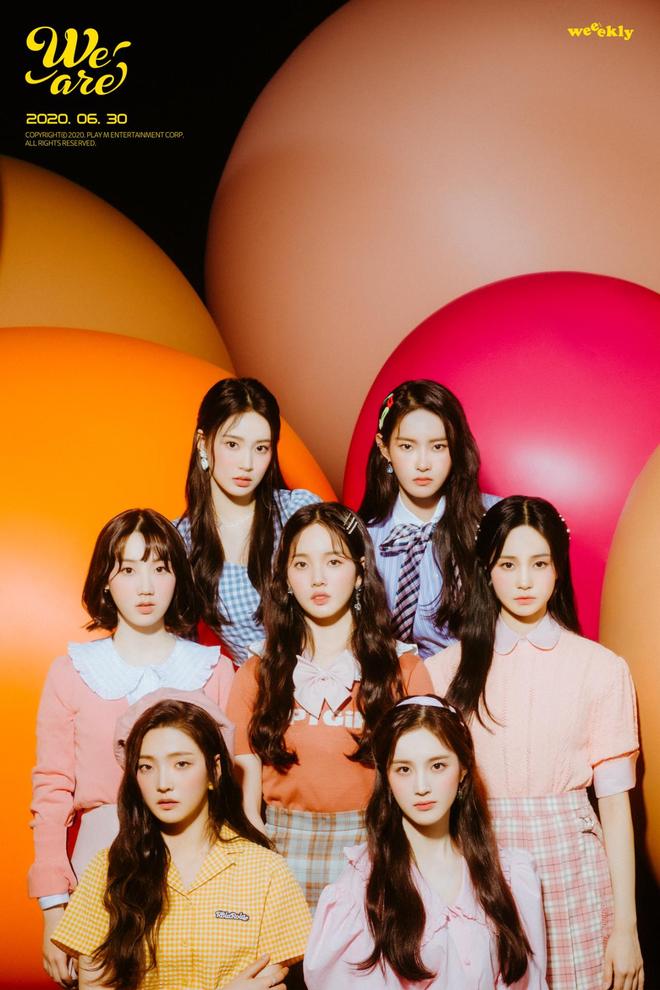 30 girlgroup Kpop hot nhất hiện nay: TWICE đáng lo ngại, BLACKPINK ra sao trước sự bứt phá của Red Velvet, (G)I-DLE? - Ảnh 11.