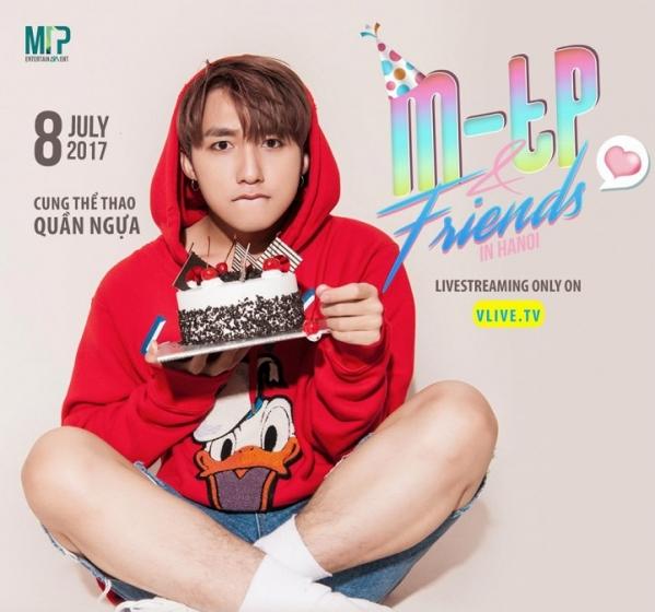 Sơn Tùng M-TP chiều lòng khán giả, tổ chức họp fan tại Hà Nội