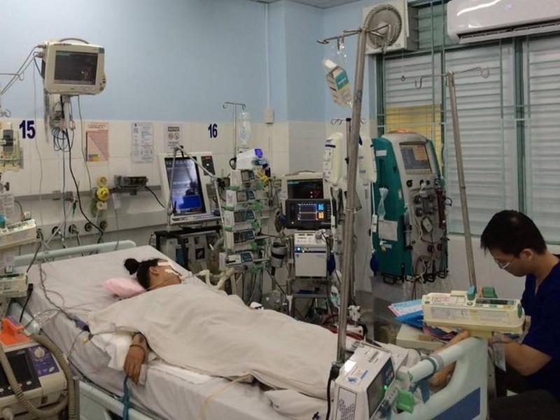 10 ca cấp cứu đầy ấn tượng của ngành y tế TP.HCM năm 2019 - ảnh 2