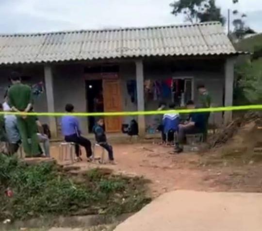 Khởi tố nam sinh 15 tuổi sát hại người phụ nữ, cướp tài sản ở Lào Cai  - Ảnh 2.