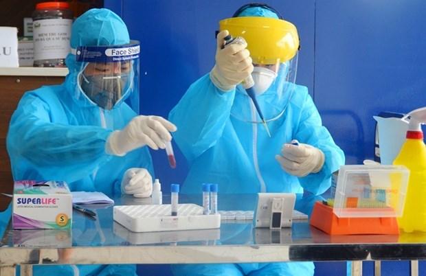 Thêm 3 người nhập cảnh mắc COVID-19, Việt Nam có 1.148 ca bệnh - Ảnh 1.