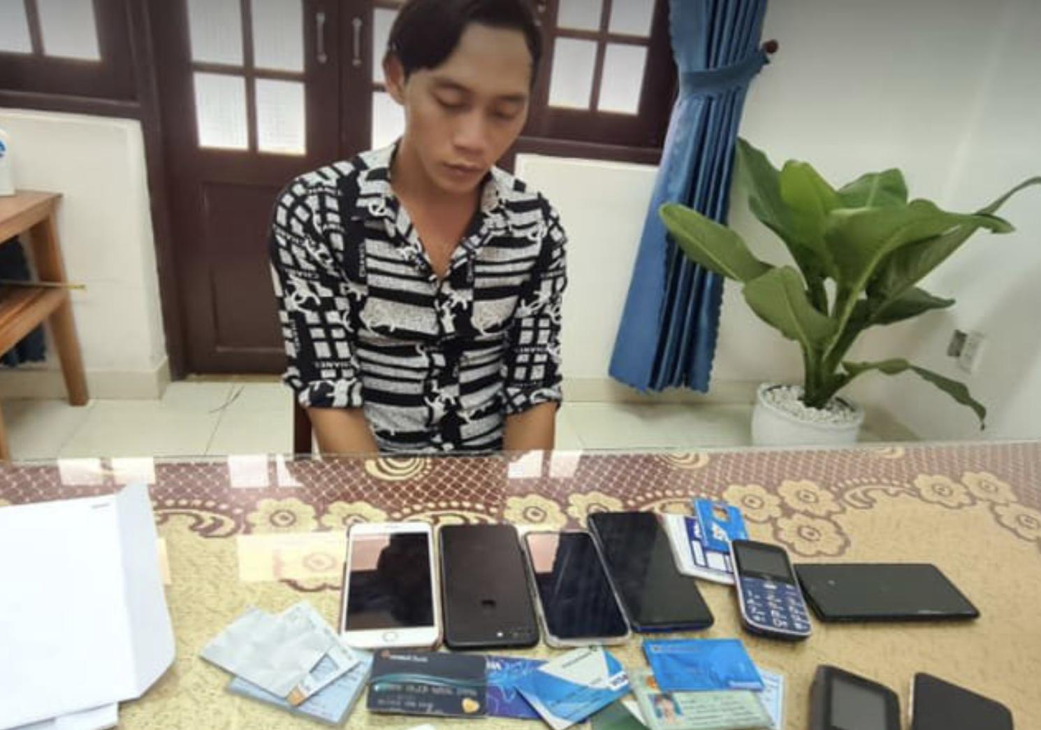 Kẻ chiếm đoạt 100 triệu đồng của vợ nạn nhân thuỷ điện Rào Trăng 3 bị bắt sau 3 ngày truy tìm - Ảnh 1.