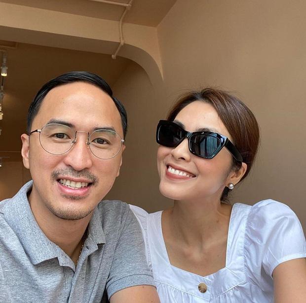 Louis Nguyễn đăng ảnh chúc sinh nhật Hà Tăng, nghe lời ngọt tan chảy tặng bà xã là đủ biết yêu nhiều thế nào! - Ảnh 3.