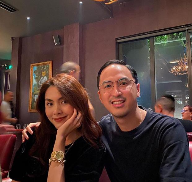 Louis Nguyễn đăng ảnh chúc sinh nhật Hà Tăng, nghe lời ngọt tan chảy tặng bà xã là đủ biết yêu nhiều thế nào! - Ảnh 4.