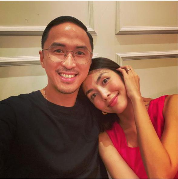 Louis Nguyễn đăng ảnh chúc sinh nhật Hà Tăng, nghe lời ngọt tan chảy tặng bà xã là đủ biết yêu nhiều thế nào! - Ảnh 2.