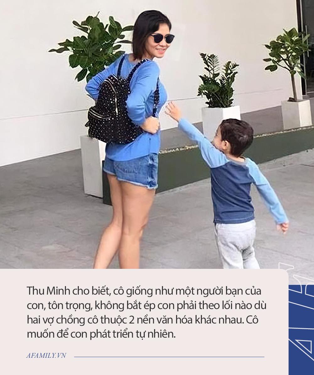 """Con trai Thu Minh là tiểu thiếu gia từ khi chưa lọt lòng nhưng vẫn quyết giành làm việc này với mẹ khi đi du lịch, bật cười với cái kết """"đắng"""" - Ảnh 2."""